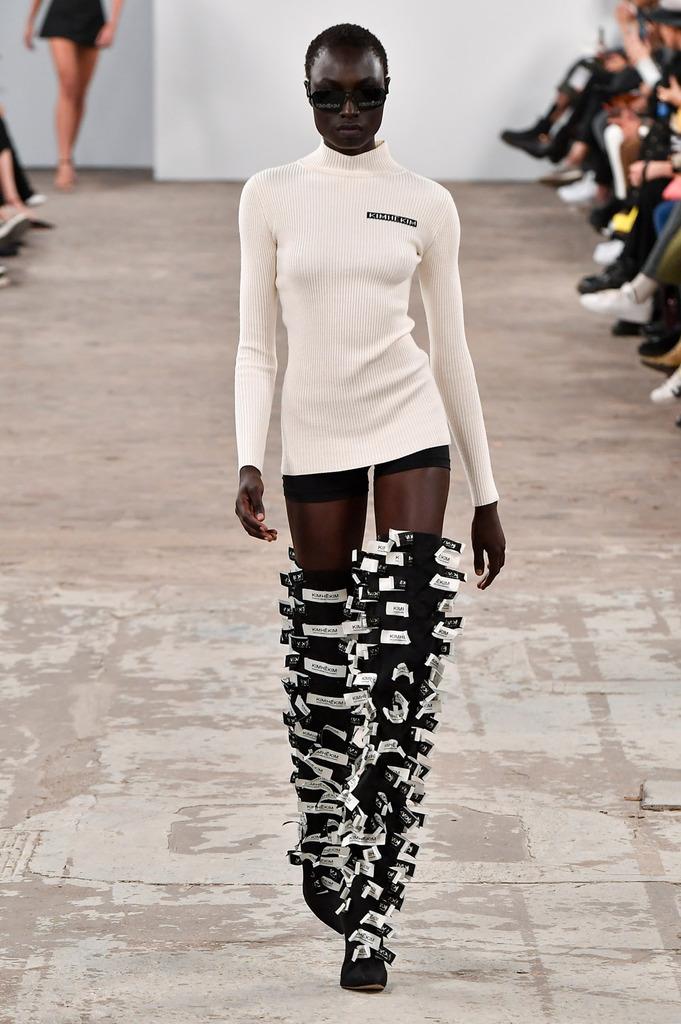 Kiminte Kimhekim paris fashion week ss20