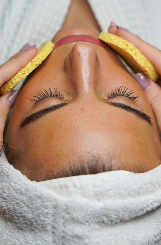 facial steaming benefits