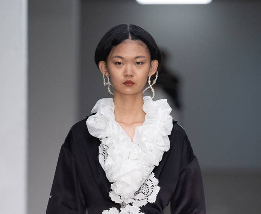 fashion week asian designers