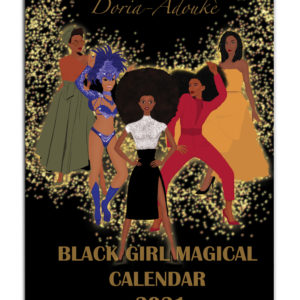 black girl magic calendar 2021