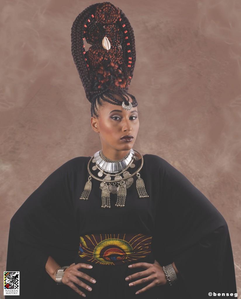 nadeen mateky african queen