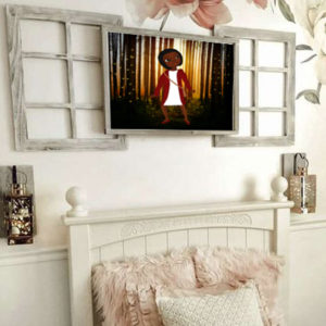 little black girl room