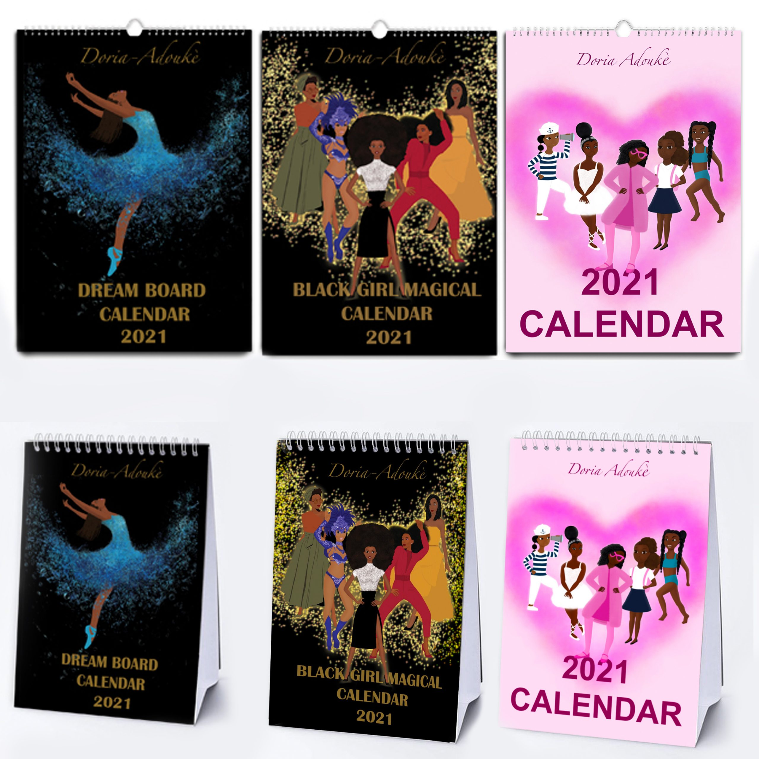 diverse calendars