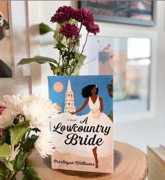 A Low Country Bride Book Cover