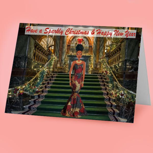 Naija Christmas card