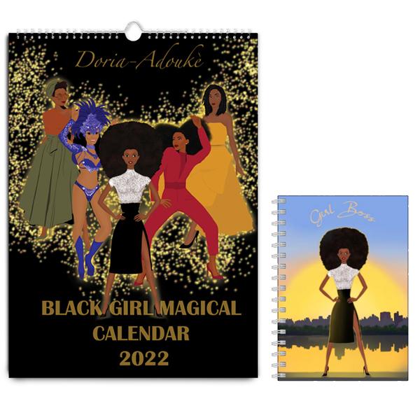 black girl magic gift bundle
